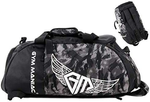 Gym Maniac GM 3 Way Bag product image