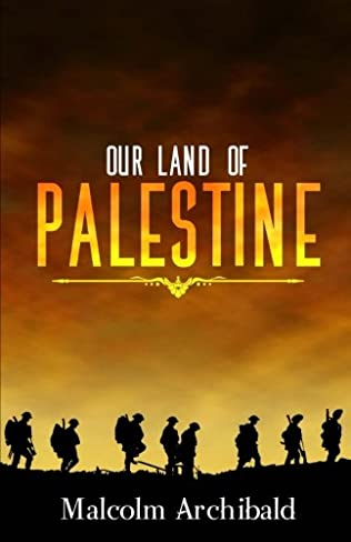 book cover of Our Land of Palestine