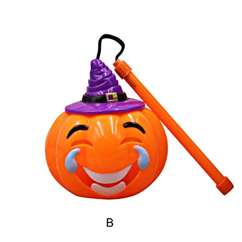 SUKEQ Halloween Pumpkin Light Lamp Voice-Activated for sale  Delivered anywhere in USA