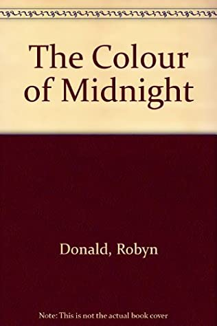 book cover of The Colour of Midnight