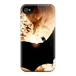 Awesome Case Cover/iphone 4/4s Defender Case Cover(2012 Batman Movie)