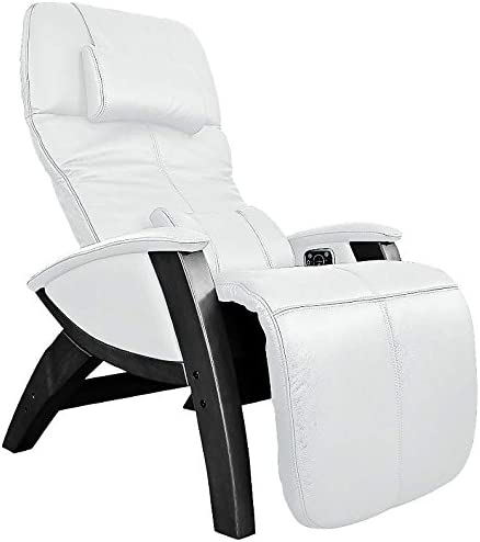 Svago Zero Gravity Chair - Ivory Soft Premium Leather