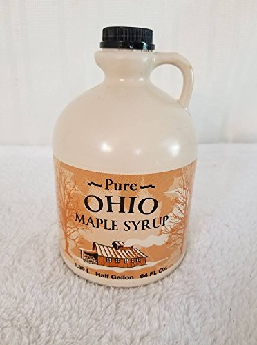 Maple Syrup - HALF GALLON (0.5 Gallon Pepper)