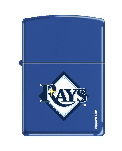 Zippo MLB Baseball Tampa Bay Rays Lighter - Evan Longoria Mlb