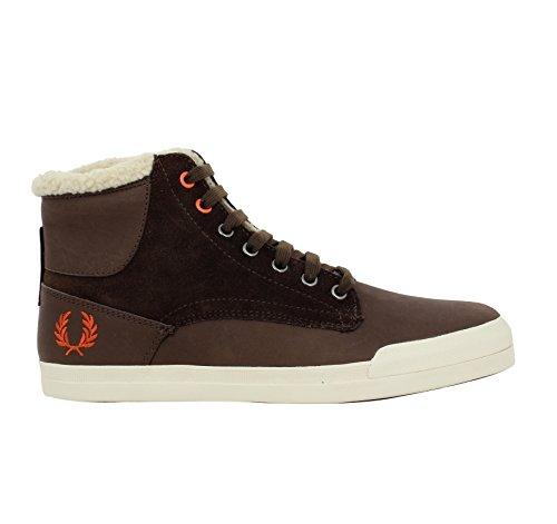 FRED PERRY Sneaker mod. B3168 Meynell T.Moro (41) Envío Libre Comercializable Descuento Amplia Gama De Aclaramiento De 2018 Más Reciente boZ5VON
