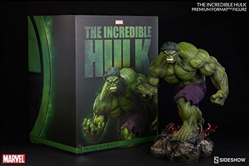 Sideshow Marvel Comics The Incredible Hulk Premium Format Figure Statue