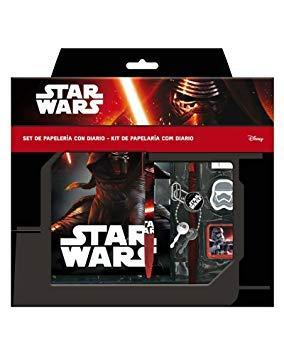 Star Wars Diario en Caja