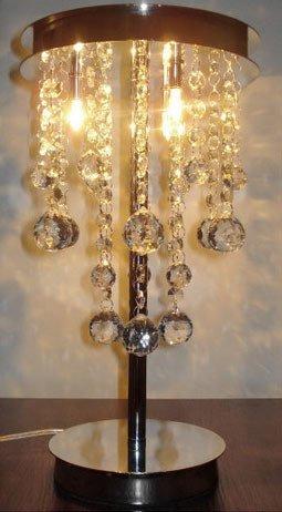 MEHE HOME- Lámpara creativa europea mesa de cristal lámpara ...