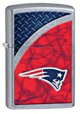 Latest 2016 Style Personalized Zippo Lighter NFL - Free Laser Engraving … (NEW ENGLAND PATRIOTS)