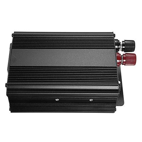 3000W haute puissance 12V /à 220V inverseur de puissance avec le transformateur de logement dalliage daluminium de conversion /élev/ée de port USB
