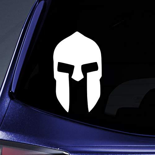 Bargain Max Decals - 300 Spartan Helmet of King Leonidas - Sticker Decal Notebook Car Laptop 8