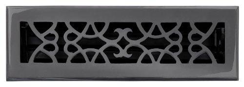 10 Dark Bronze Floor Register - 6