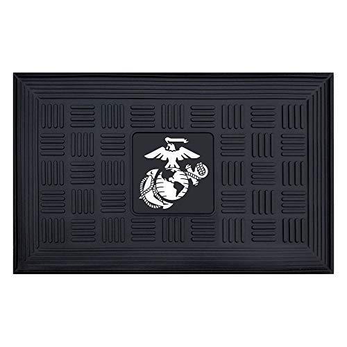 Medallion Door Mat - Fanmats Military  'Marines' Medallion Door Mat