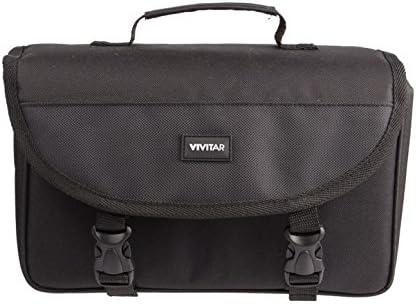Photo//Video Versatile Pro Carrying Case For Panasonic HC-VX870 HC-WX970 HC-V770