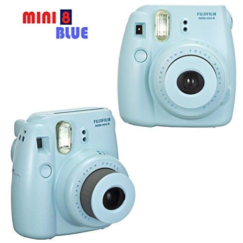 trendy sell fujifilm instax mini 8 camera blue accessories kit for fujifilm instax mini 8. Black Bedroom Furniture Sets. Home Design Ideas