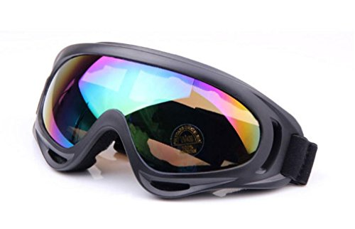 WODISON Men Tactical Airsoft Goggles Safety Eye Protection G