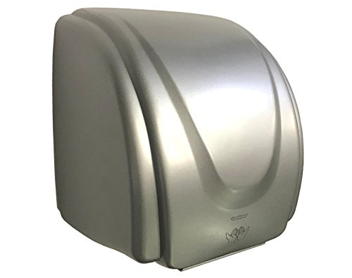 SILVER ABS Electric Hand Dryer Auto warm air Automatic drier T2100S 2100w Orka