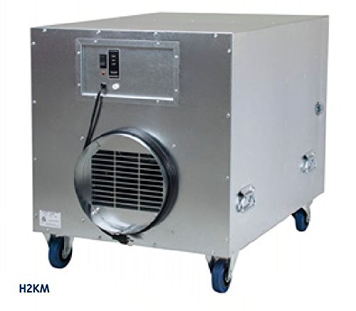 Abatement Technologies H2KM Negative Air Machine - 2000 - Air Scrubber Industrial