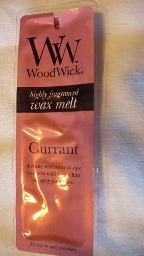 WoodWick WW Currant Wax Melt