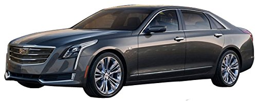 2016-2018 Cadillac CT6 Sedan Select-Fit Car Cover Kit