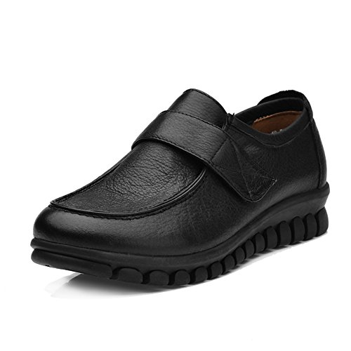 Otoño damas zapatos ocasionales/Zapatos de mamá/Zapatos de fondo suave/Talla zapatos ocasionales A