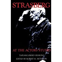 Strasberg at the Actors Studio: Tape-Recorded Sessions