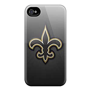Hot Snap-on New Orleans Saints Hard Covers Cases/ Protective Cases For Iphone 6plus
