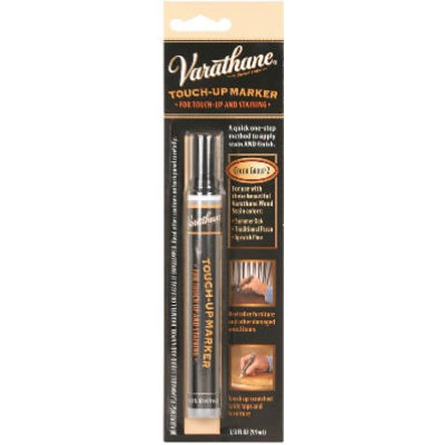 Pine Traditional Cabinet - Varathane 215353 Wood Stain Touch-Up Marker For Summer Oak, Traditional Pecan, Ipswich Pine