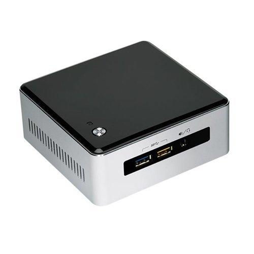 Intel NUC BOXNUC5i3RYH Ordenador Mini PC Intel Core i3 5010U Espacio para 16 GB DDR3L RAM Espacio de 2 5 para HDD Intel HD Graphics 5500 Windows