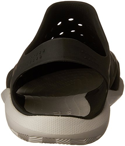 Black Sandal Wave Crocs Men's Swiftwater White Pearl wtIxng6HWq