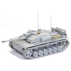 1/35 StuG.III Ausf.F/8 Late Production w/Winter Track ~ Smart Kit $84.50