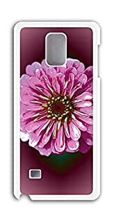 NBcase Hand Drawing Floar Hard PC case for galaxy note4