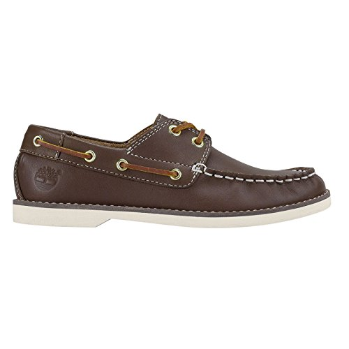 Timberland Seabury Classic Youth Brown Leather Youth UK 6.5