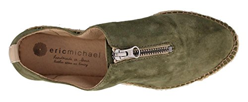 Eric Michael Womens, Serena Slip On Shoes Oliva