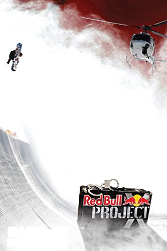 Red Bull Project X (Red Bull Snowboard)