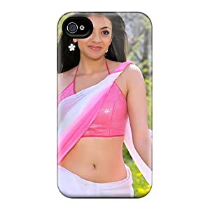 New XDDDLSn8606mjHXA Kajal Agarwal Skin Case Cover Shatterproof Case For Iphone 5/5s