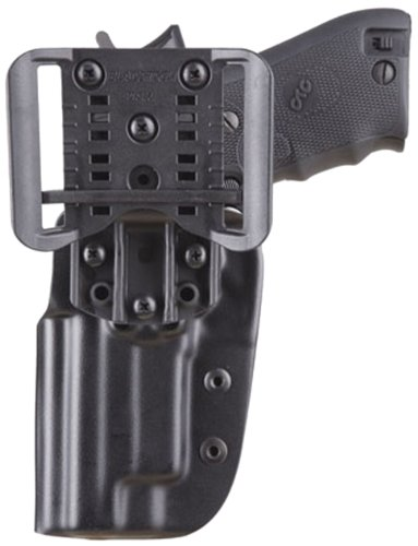 Blade Tech OWB Holster for Sig-P226R Shield with STL 900 Dropped and Offset Adjustable Sting Ray Loop (Black)