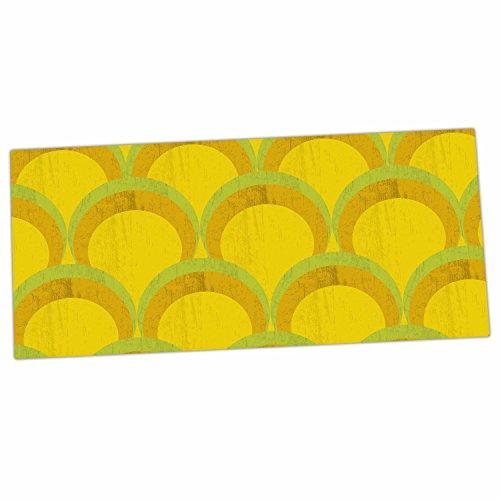 "KESS InHouse Kathleen Kelly ""Pineapple"" Digital Food Desk..."