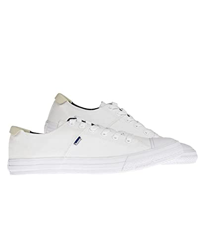Superdry , Herren Weiß Sneaker Weiß Herren weiß, Weiß Reines Weiß Größe  43 ... cff27e