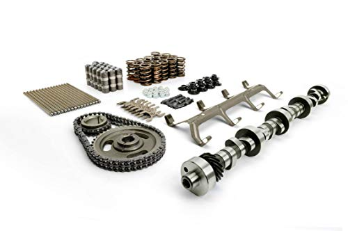 COMP Cams K35-302-8 Magnum Computer Controlled 210/215 Hydraulic Roller Cam K-Kit for Ford 5.0L