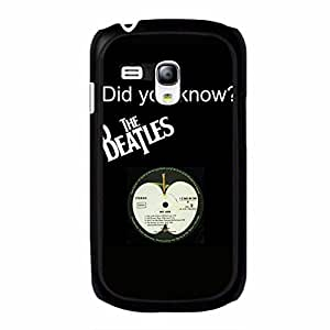 Humorous Crazy TheBeatles Phone Case Cover For Samsung Galaxy S3 mini