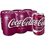 桜6×330ミリリットル (Coca-Cola) - Coca-Cola Cherry 6 x 330ml