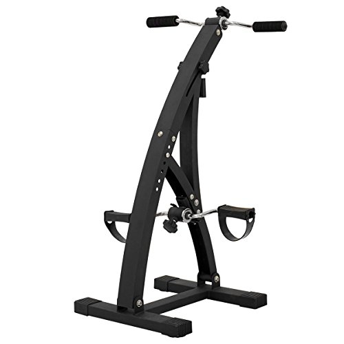 Prospera Byoung Exercise Duo Bike, High Weight Capacity and Pulse Monitoring, Adjustable, 20 Pound by Prospera Corporation