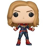 Funko Pop! Marvel: Captain Marvel - Captain Marvel (Styles May Vary)