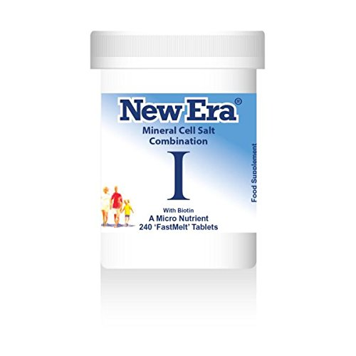 New Era Combination I 240Tabs (2 Pack)
