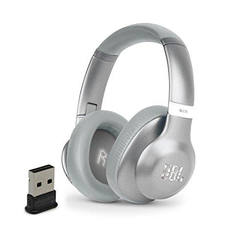 JBL Everest 750 Wireless Bluetooth Headphone Bundle with USB