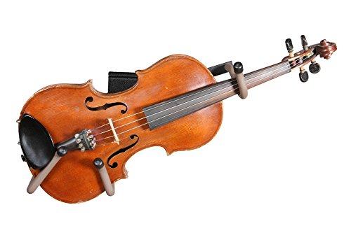 String Swing Horizontal Ukulele Mandolin or Violin Hanger CC15S for Slatwall by String Swing (Image #1)