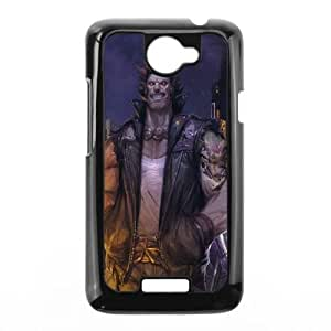 HTC One X Phone Case Black Akuma street fighter UKT8568272