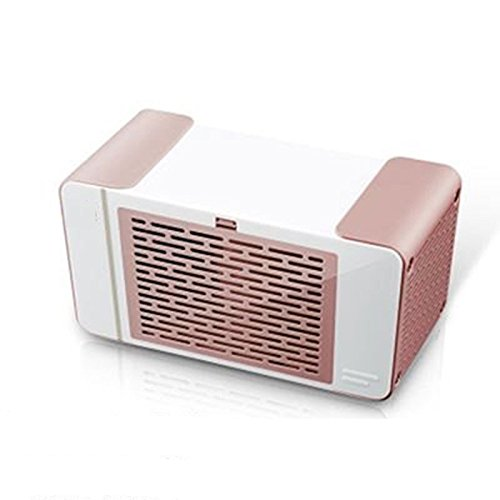 Sykdybz Mini Fans, Air Conditioning Fans, Mini Fans, Air Conditioners And Fans,Rose Gold by Sykdybz