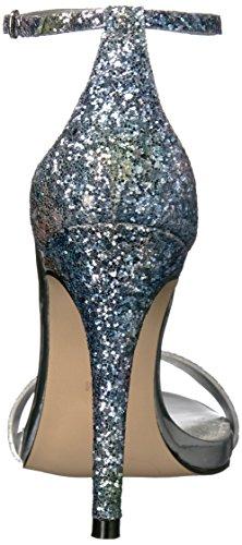 Steve Madden Women Stecy Dress Sandalo Glitter Multi